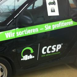CCSP - Die Abfallmanager [Designs, Texte]